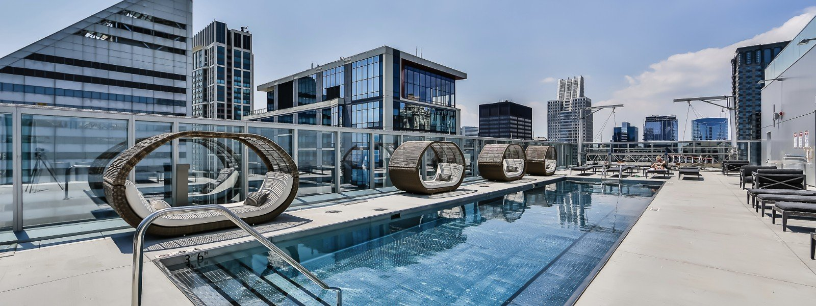 Luxury Buildings Offer Expansive Amenity Packages